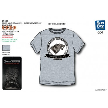 ER8592G.F00 - TSHIRT GAME OF THRONES
