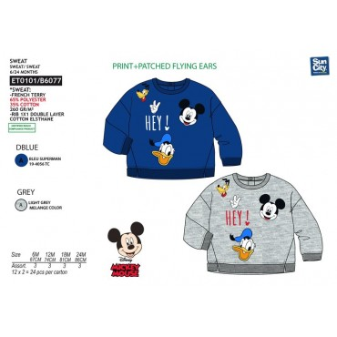 ET0101 - SWEAT MICKEY