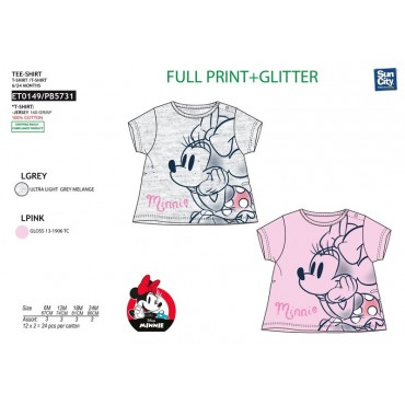 ET0149 - TSHIRT MINNIE