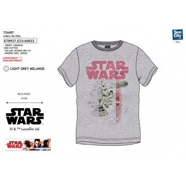 ET8927.E23 - TSHIRT STAR WARS